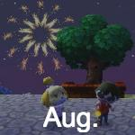 Animal Crossing Pocket Camp August