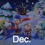 Animal Crossing Pocket Camp December